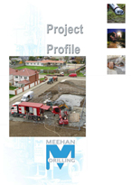 Meehan Drilling - A4, 4 page Special Projects Flier